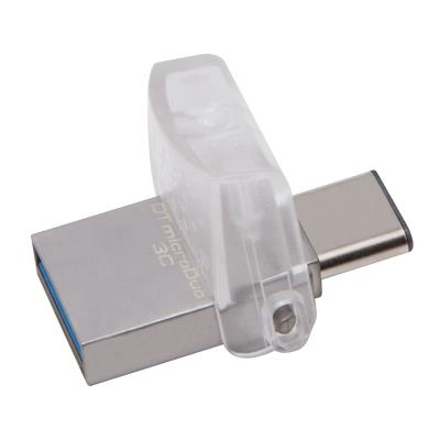 Pen USB 3.1 Kingston 64GB MicroDuo Tipo-C