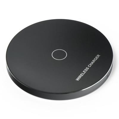Wireless Charger Fast Charge 10W KD01 Black