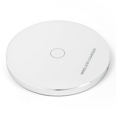 Wireless Charger Fast Charge 10W KD01 White