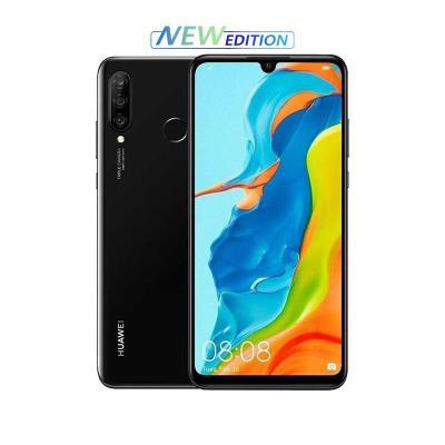 Huawei P30 Lite New Edition 256GB/6GB Dual SIM Black