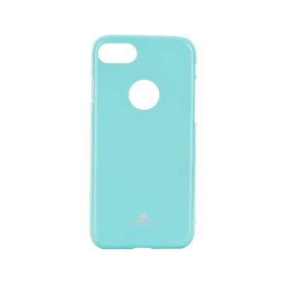 Capa Silicone Jelly Mercury iPhone 7/8 Menta