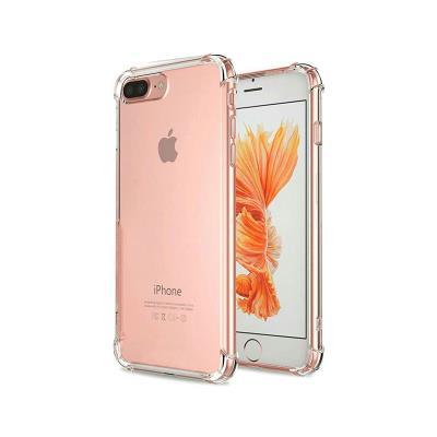 Capa Silicone Anti-Choque Roar iPhone 7/8 Plus Transparente