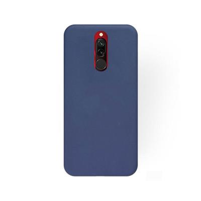 Funda Silicona Premium Xiaomi Redmi 8/8A Azul