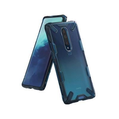 Protective Cover Fusion X OnePlus 7T Pro Blue