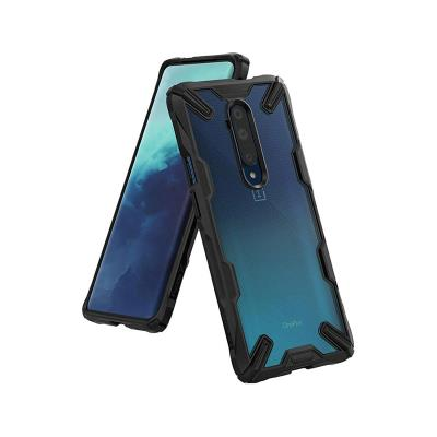 Protective Cover Fusion X OnePlus 7T Pro Black
