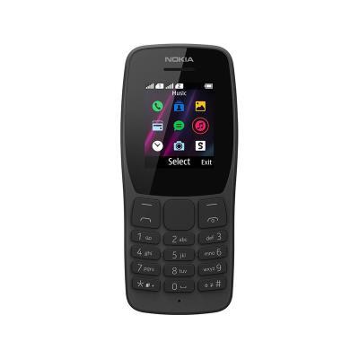 Nokia 110 Dual SIM Preto