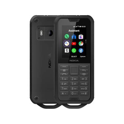 Nokia 800 Tough Dual SIM Black