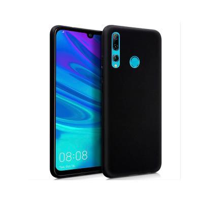 Silicone Cover Huawei P Smart Plus 2019 Black