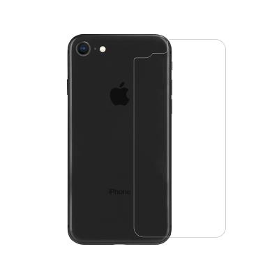 Tempered Glass Rear Film iPhone 7/8
