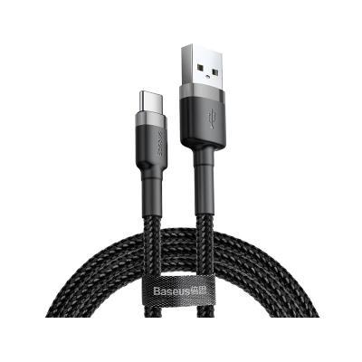 Data Cable Baseus USB Tipo-C 2m Black