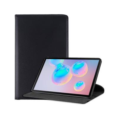 Compatible Leather Cover Samsung Galaxy Tab S6 T860/T865 Black