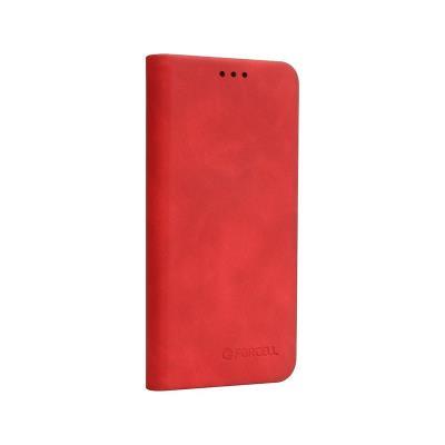 Flip Cover Premium Samsung Galaxy J6 Plus J610 Red