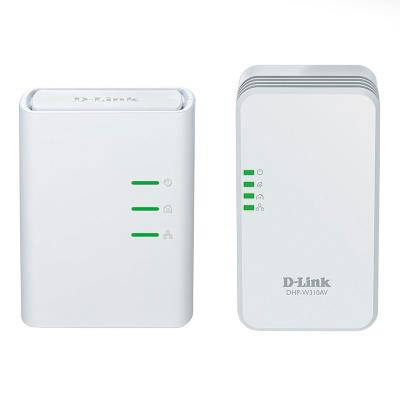PowerLine D-Link AV500 Wireless N Mini Starter Kit (DHP-W311AV)