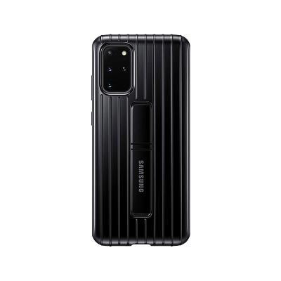 Protective Standing Cover Original Samsung Galaxy S20 Plus Black (EF-RG985CBE)