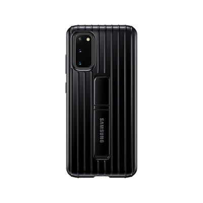 Capa Protective Standing Original Samsung Galaxy S20 Preta (EF-RG980CBE)