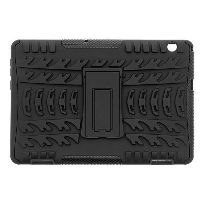 """Capa Silicone Anti-Choque Huawei MediaPad T5 10"""" Preta"""
