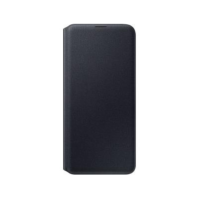 Flip Wallet Cover Original Samsung Galaxy A30s Black (EF-WA307PBE)