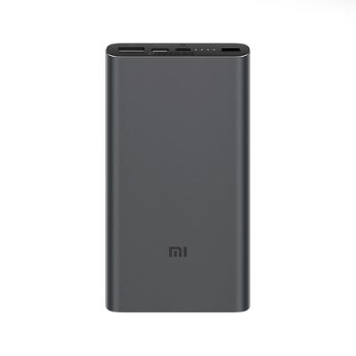 PowerBank Xiaomi Mi Power Bank 3 10000mAh 18W Preta