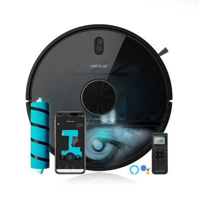 Robot Vacuum Cleaner Cecotec Conga Serie 5090 Black