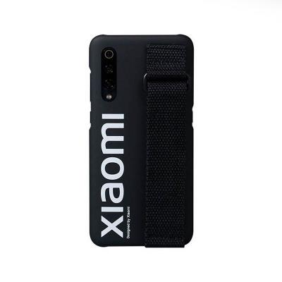 Funda Rígida Xiaomi Mi 9 Urban Hand Strap Negra