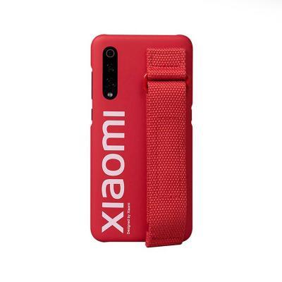 Funda Rígida Xiaomi Mi 9 Urban Hand Strap Roja