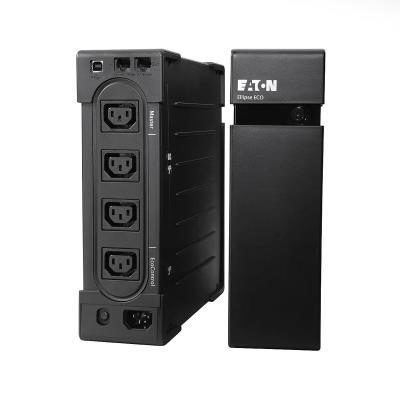 UPS Eaton Ellipse ECO 65 USB IEC Preta (EL650USBIEC)