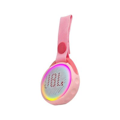 Coluna Bluetooth JBL JR POP Rosa