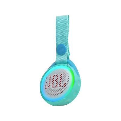 Coluna Bluetooth JBL JR POP Turquesa