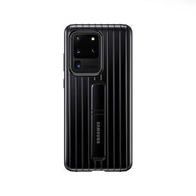 Protective Standing Cover Original Samsung Galaxy S20 Ultra Black (EF-RG988CBE)