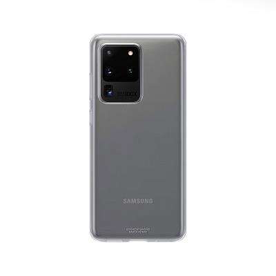 Capa Clear Cover Original Samsung Galaxy S20 Ultra Transparente (EF-QG988TTE)
