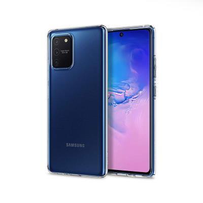 Capa Silicone Spigen Samsung Galaxy S10 Lite G770 Transparente