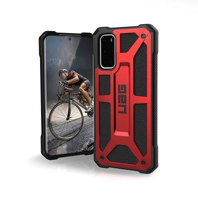 Protective Monarch Cover UAG Samsung Galaxy S20 G980 Red