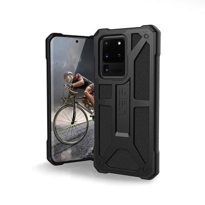 Funda Protección UAG Samsung Galaxy S20 Ultra G988 Monarch Negra