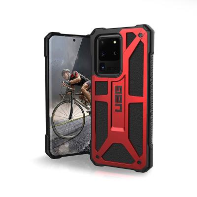 Protective Cover UAG Samsung Galaxy S20 Ultra G988 Red