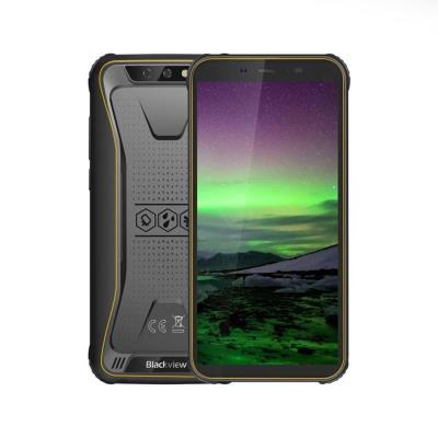 BlackView BV5500 16GB/2GB Dual SIM Amarelo
