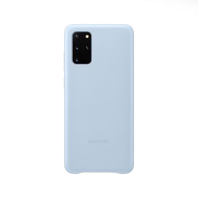 Capa de Pele Original Samsung Galaxy S20 Plus Azul (EF-VG985LLE)