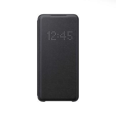 LED View Cover Original Samsung Galaxy S20 Black (EF-NG980PBE)