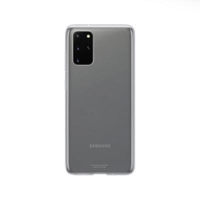 Capa Clear Cover Original Samsung Galaxy S20 Plus Transparente (EF-QG985TTE)