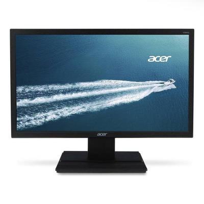"""Monitor Acer 18.5"""" LED HD Preto (V196HQLAB)"""