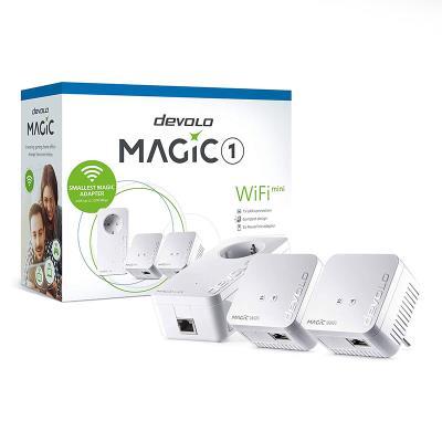 PowerLine Devolo Magic 1 WiFi Mini Multiroom Kit (8577)