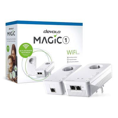 PowerLine Devolo Magic 1 WiFi Starter Kit (8366)