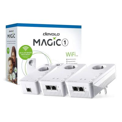 PowerLine Devolo Magic 1 WiFi Multiroom Kit (8374)