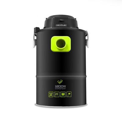 Aspirador de Cinzas Cecotec Conga PowerAsh 1200 Preto