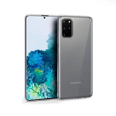 Silicone Cover Premium Samsung Galaxy S20 Plus G985 Transparent
