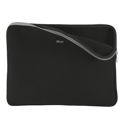 """Laptop Bag Trust Primo Soft Sleve 13.3"""" Black"""