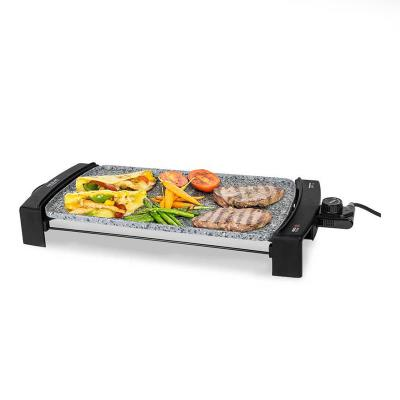 Electric Grill Cecotec Rock&Water 2500