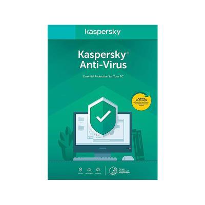 Antivírus Kaspersky 2020 3 Users 1 Ano