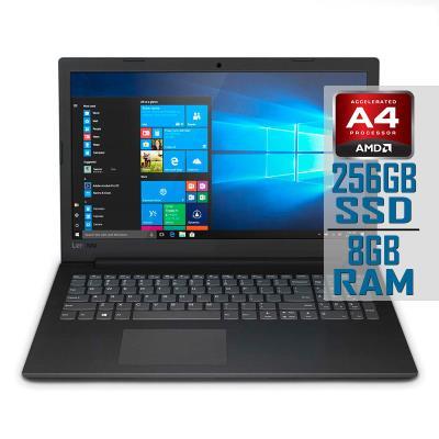 "Laptop Lenovo V145-15AST 15"" AMD A4 SSD 256GB/8GB Refurbished"