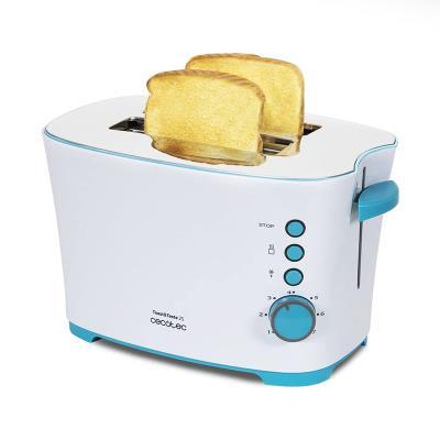 Torradeira Cecotec Toast&Taste 2S