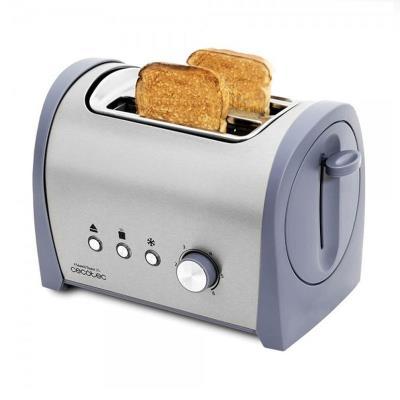 Toaster Cecotec Steel&Toast 2S